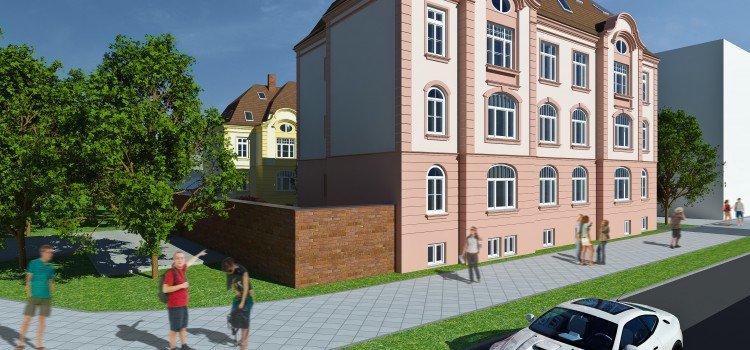 Denkmalensemble in Potsdam mit Sonder-AfA