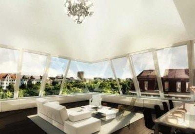 Your view over Berlin! Penthouse at the Ku'damm -  Vorschau 1