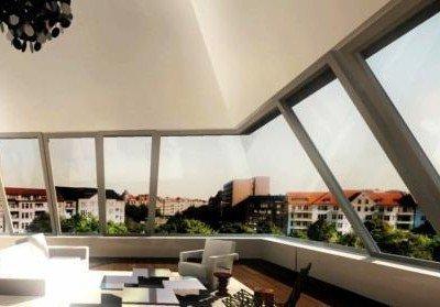 Your view over Berlin! Penthouse at the Ku'damm -  Vorschau 3