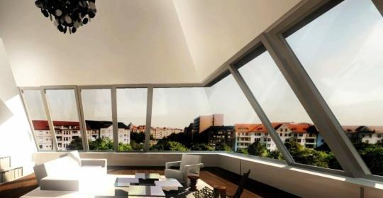 Your view over Berlin! Penthouse at the Ku'damm -  Bild 3