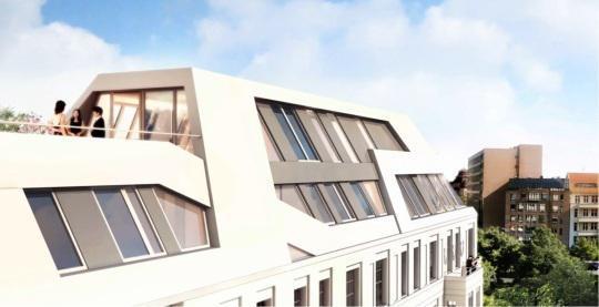 Your view over Berlin! Penthouse at the Ku'damm -  Bild 6