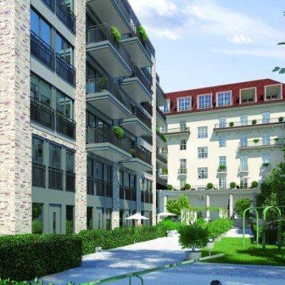 Magnificent flat with two balconies at the Ernst-Reuter-Platz -  Vorschau 3