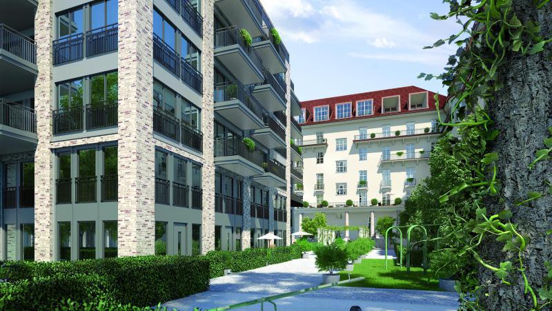 Magnificent flat with two balconies at the Ernst-Reuter-Platz -  Bild 3