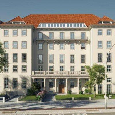 Magnificent flat with two balconies at the Ernst-Reuter-Platz -  Vorschau 4