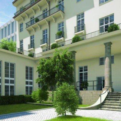 Magnificent flat with two balconies at the Ernst-Reuter-Platz -  Vorschau 5