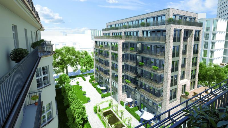 Magnificent flat with two balconies at the Ernst-Reuter-Platz -  Bild 6