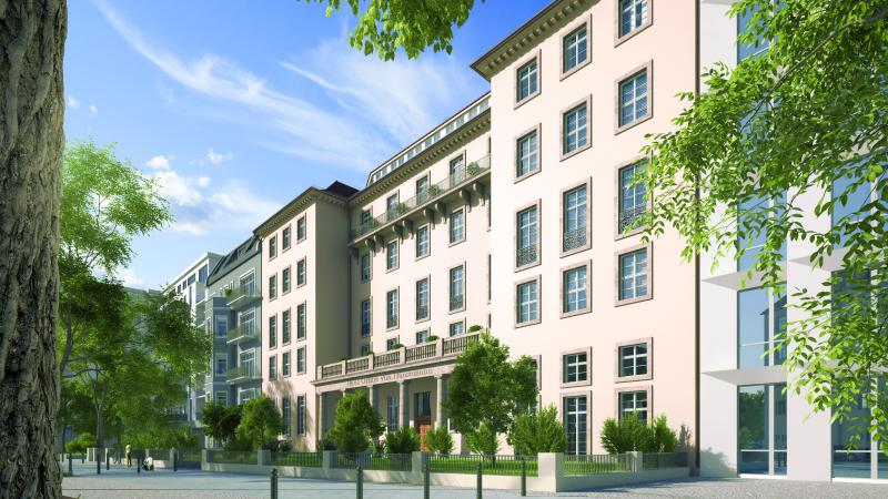 Magnificent flat with two balconies at the Ernst-Reuter-Platz -  Bild 7