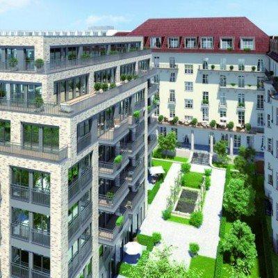 Magnificent flat with two balconies at the Ernst-Reuter-Platz -  Vorschau 8