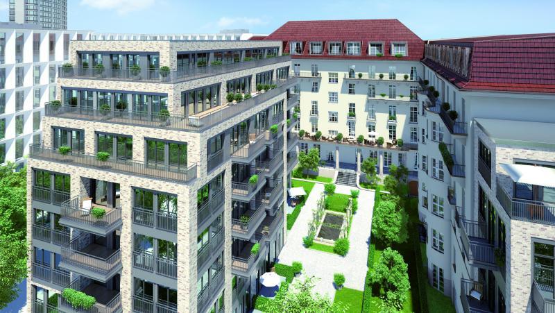 Magnificent flat with two balconies at the Ernst-Reuter-Platz -  Bild 8