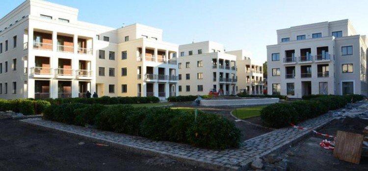 Neubau einer Villensiedlung in Zehlendorf