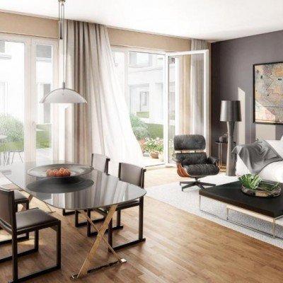 New building – exclusive flat at Potsdamer Platz