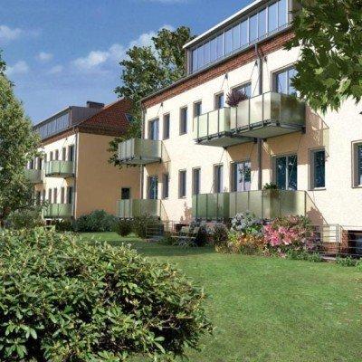 Märchenviertel! Large flat to live