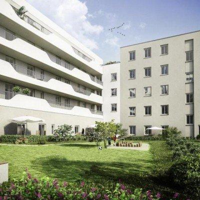 Fantastic flat in new building in Steglitz
