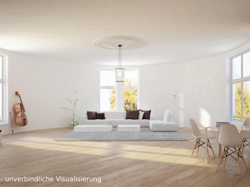 Eigentumswohnung in sanierter Altbauvilla -  Bild 6