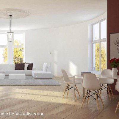 Eigentumswohnung in sanierter Altbauvilla -  Vorschau 7