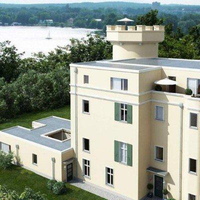 Sanierte Altbauwohnung in der Turmvilla mit Wassernähe -  Vorschau 6