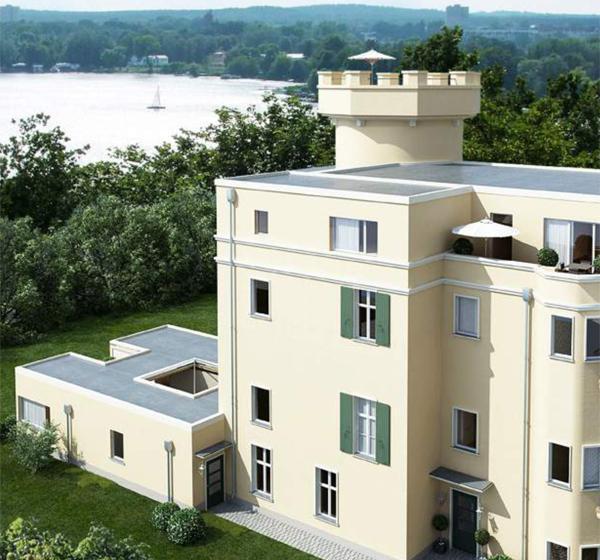 Sanierte Altbauwohnung in der Turmvilla mit Wassernähe -  Bild 6