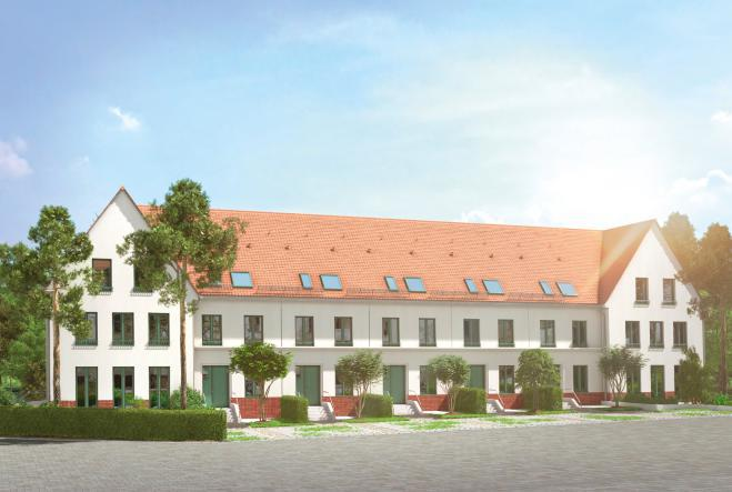 Generous new building with terrace and garden in monument rich environment -  Bild 5