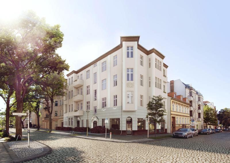 Traumhafte Altbauwohnung mit Balkon. Provisionsfrei -  Bild 1