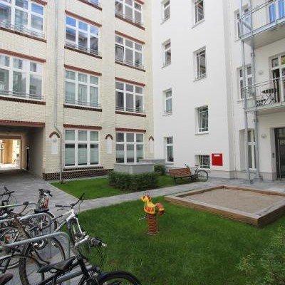 Großzügiges Loft in urbaner Stadtlage in Friedrichshain