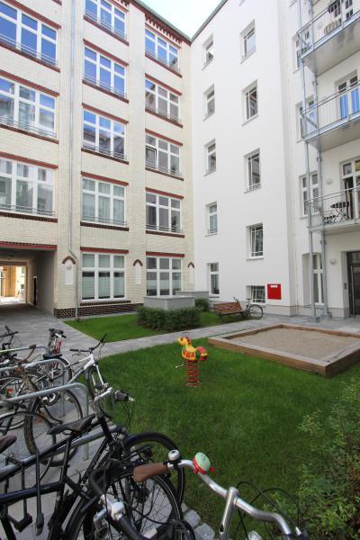 Großzügiges Loft in urbaner Stadtlage in Friedrichshain -  Bild 1