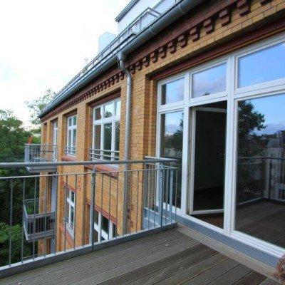 Großzügiges Loft in urbaner Stadtlage in Friedrichshain -  Vorschau 3