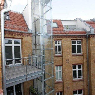 Großzügiges Loft in urbaner Stadtlage in Friedrichshain -  Vorschau 4