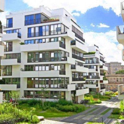 Vermietete Erdgeschosswohnung mit Terrasse