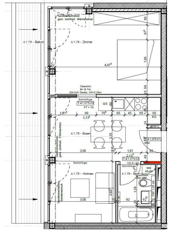 Vermietete Erdgeschosswohnung mit Terrasse -  Bild 11