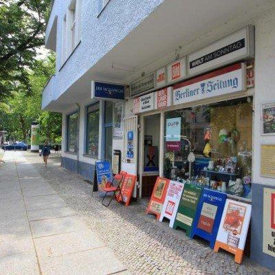 Reserviert! Frei werdende Ladenfläche im beliebten Charlottenburg