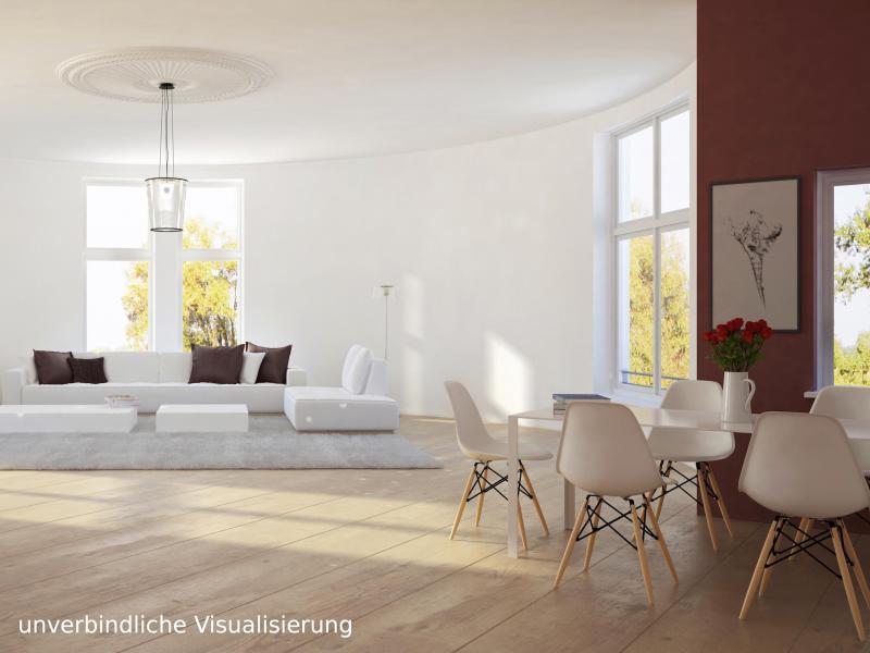ERSTBEZUG *Sanierte Turmvilla * Exklusives Penthouse mit Dachterrasse * Wasserblick -  Bild 3
