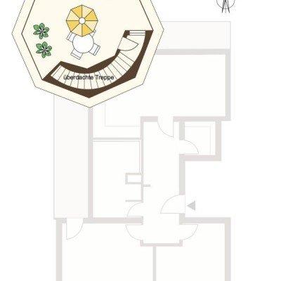 ERSTBEZUG *Sanierte Turmvilla * Exklusives Penthouse mit Dachterrasse * Wasserblick -  Vorschau 9