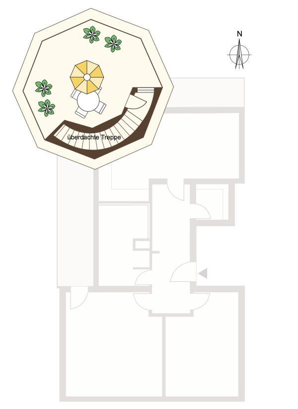 ERSTBEZUG *Sanierte Turmvilla * Exklusives Penthouse mit Dachterrasse * Wasserblick -  Bild 9