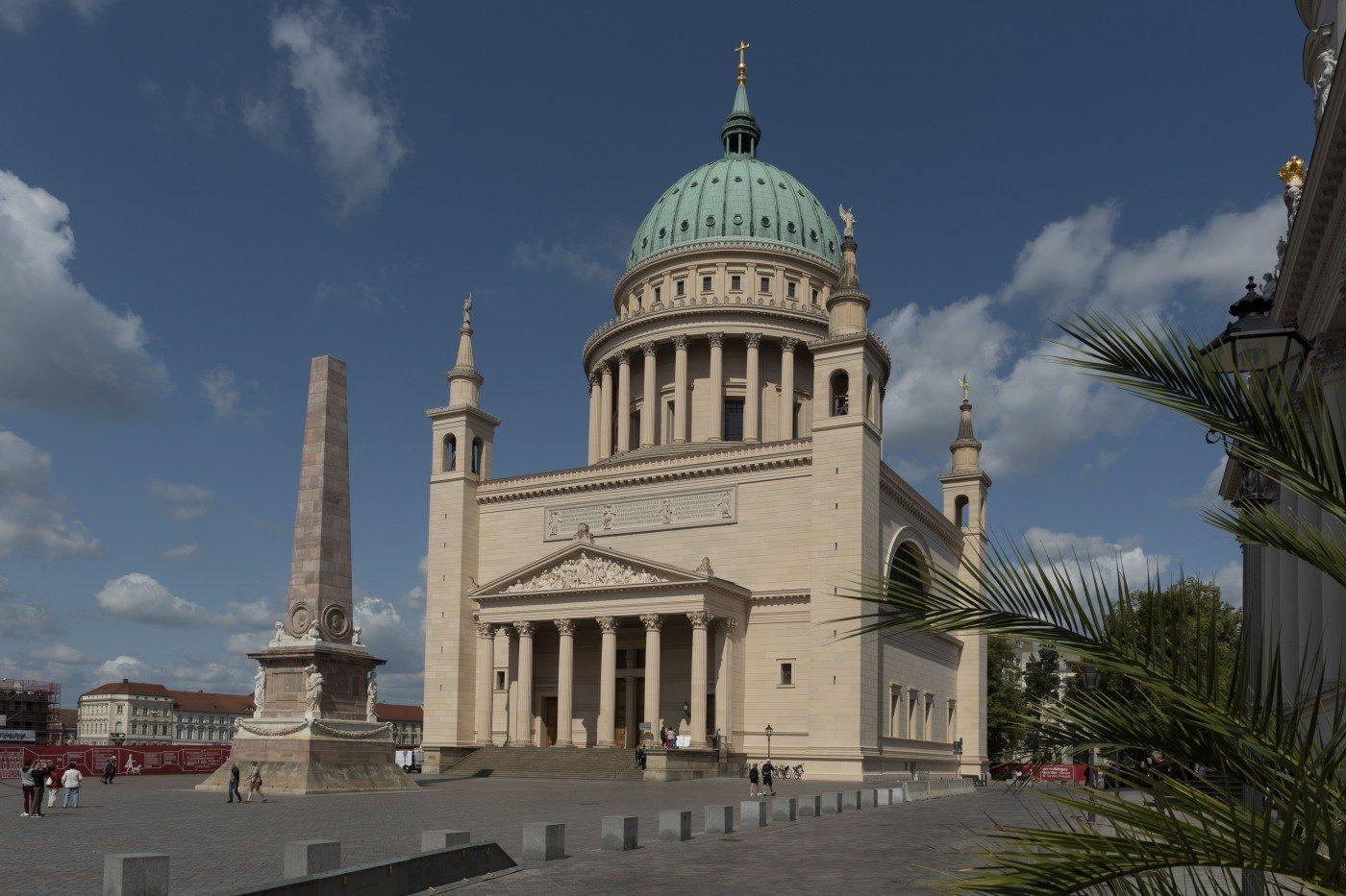 Nikolai Kirche Potsdam