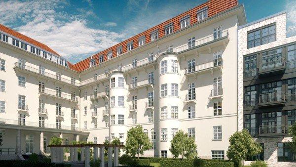 Ausbau exkl. Baudenkmal Otto-Suhr-Allee 2