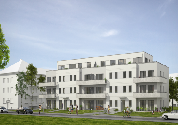 Jungfernheide Neubau
