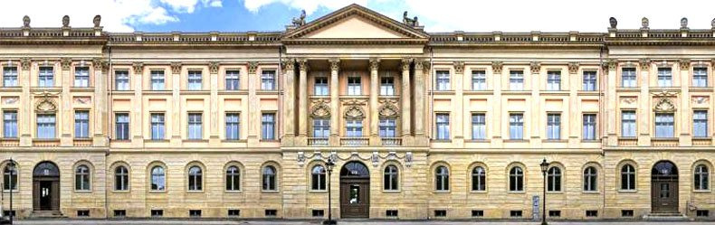 Brockessches Palais Front