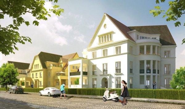 exklusive eigentumswohnungen in berlin dahlem pure immobilien. Black Bedroom Furniture Sets. Home Design Ideas