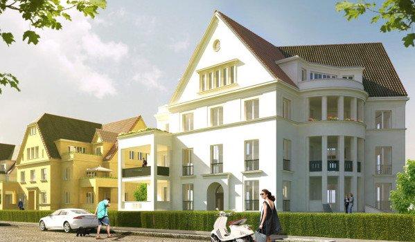 Exklusive Eigentumswohnungen in Berlin-Dahlem