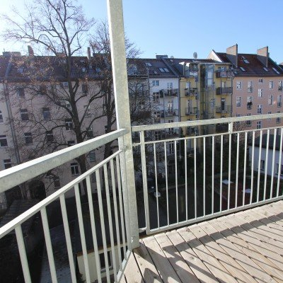 Apartmentproject: Mitten in Mitte
