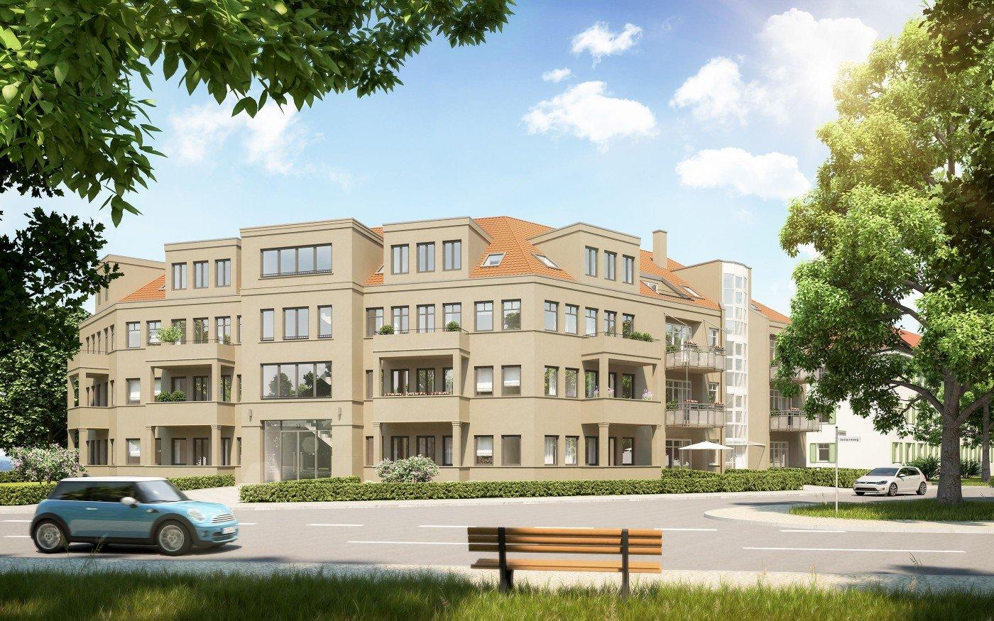Leben wo andere Urlaub machen - Eigentumswohnungen in Potsdam