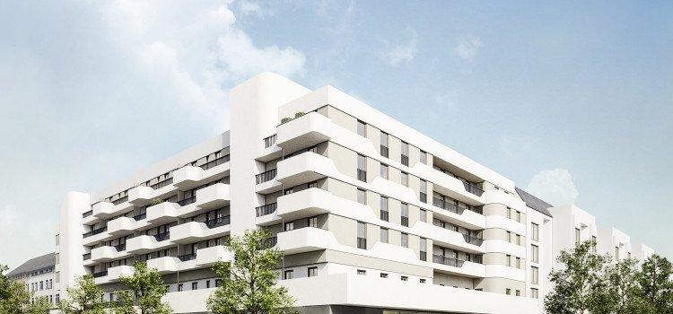 Modern wohnen in Steglitz