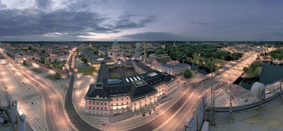 Panorama _Potsdam